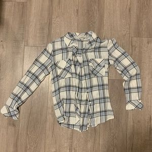 Guess Plaid Shirt